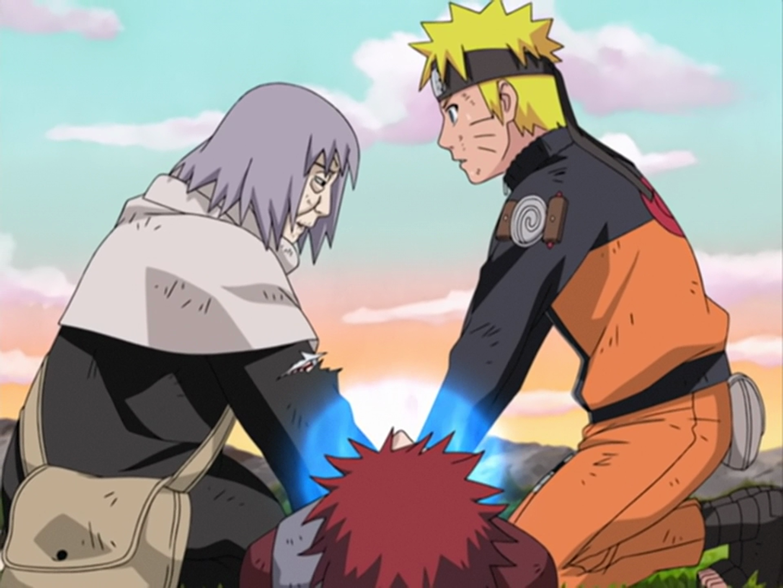 Naruto: Shippuden Episodio 31