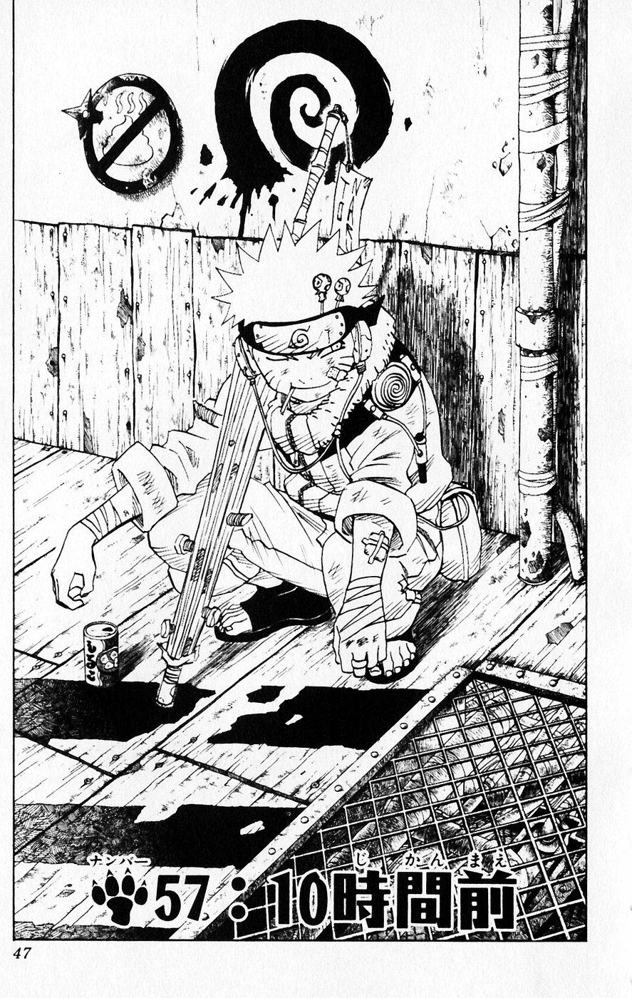 Naruto Capitolo 57