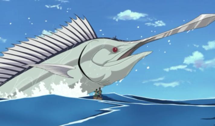 Naruto Shippūden - Episódio 223: O Jovem e o Oceano!