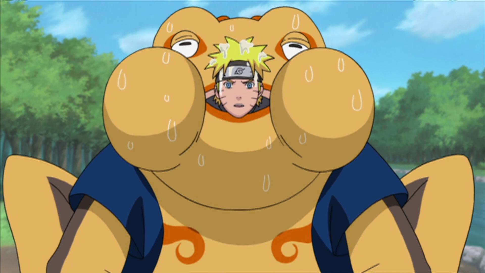 Naruto: Shippuden Episodio 95