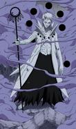 Transformation de Obito dans le manga
