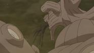 Jutsu de Sellado Contención del Pulpo Anime 2