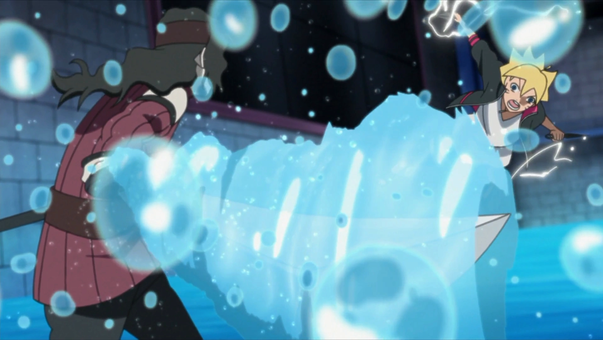 Elemento Agua: Jutsu Forja de Agua