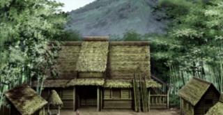 Villaggio di Bambù