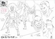 Arte Pierrot - Kidomaru2