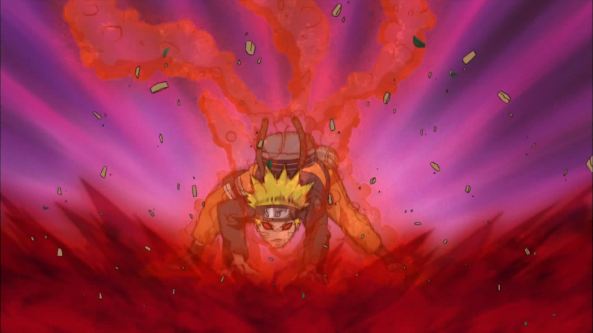 Naruto Shippūden - Episódio 40: A Nove-Caudas se Liberta!