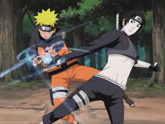 Naruto Shippūden - Episódio 38: Simulação