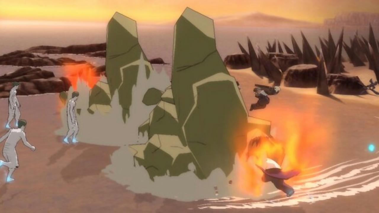 Bashōsen: Coil of Earth