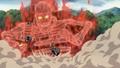 Itachi sauve Naruto et B