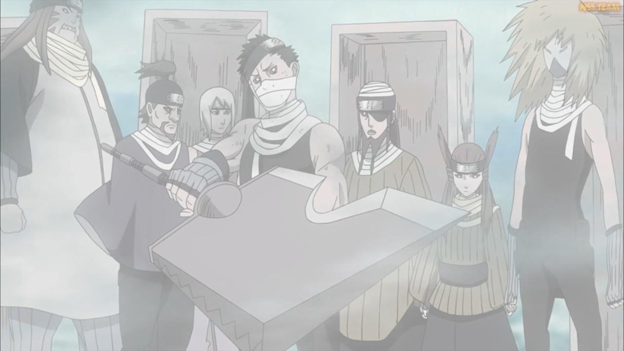 Naruto: Shippuden Episodio 265