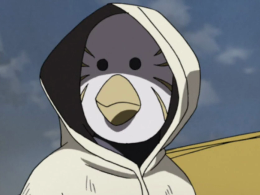 Anbu au Masque d'Oiseau