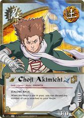 Choji Carta Invasion