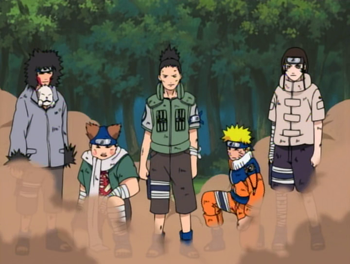 Équipe de Récupération de Sasuke
