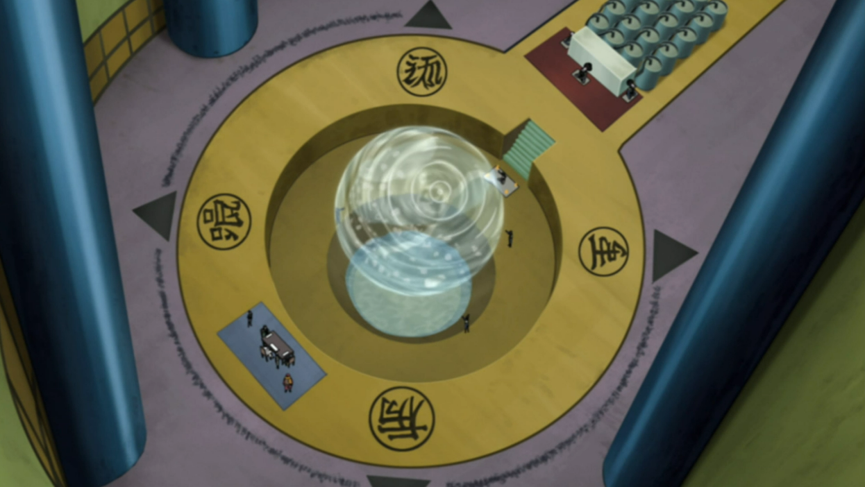 Markas Pusat Pasukan Aliansi Shinobi