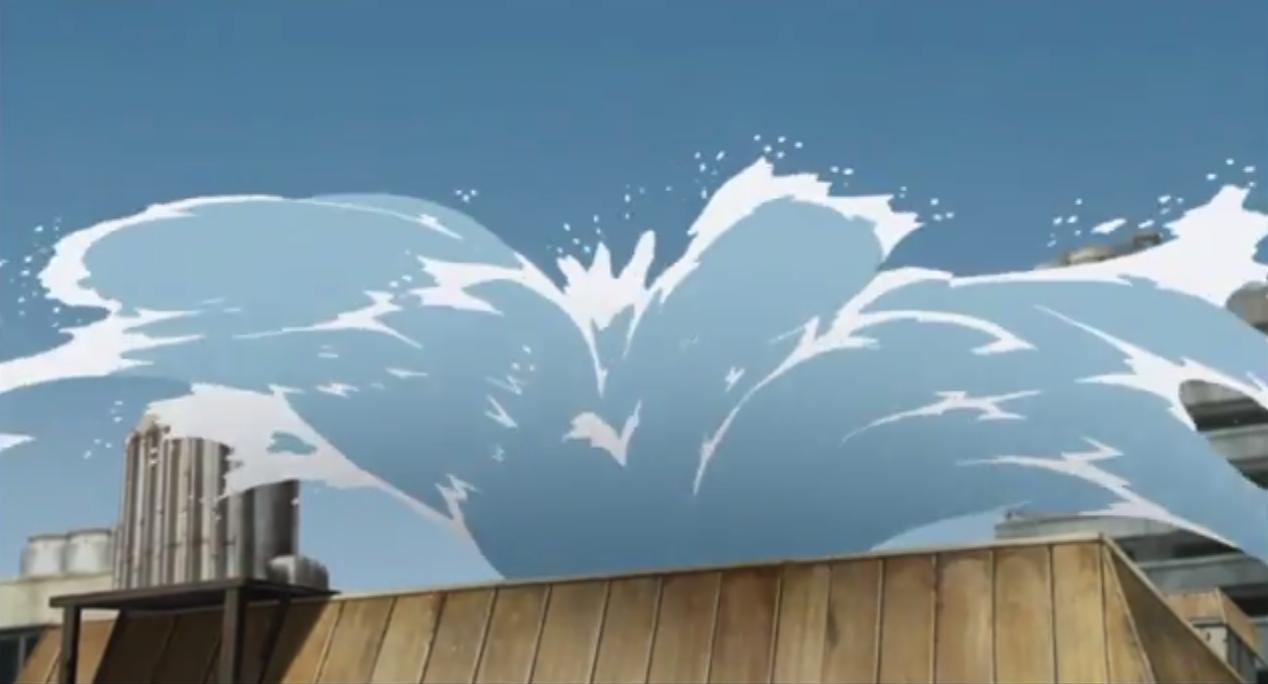 Bala de Elemento Agua: Orca