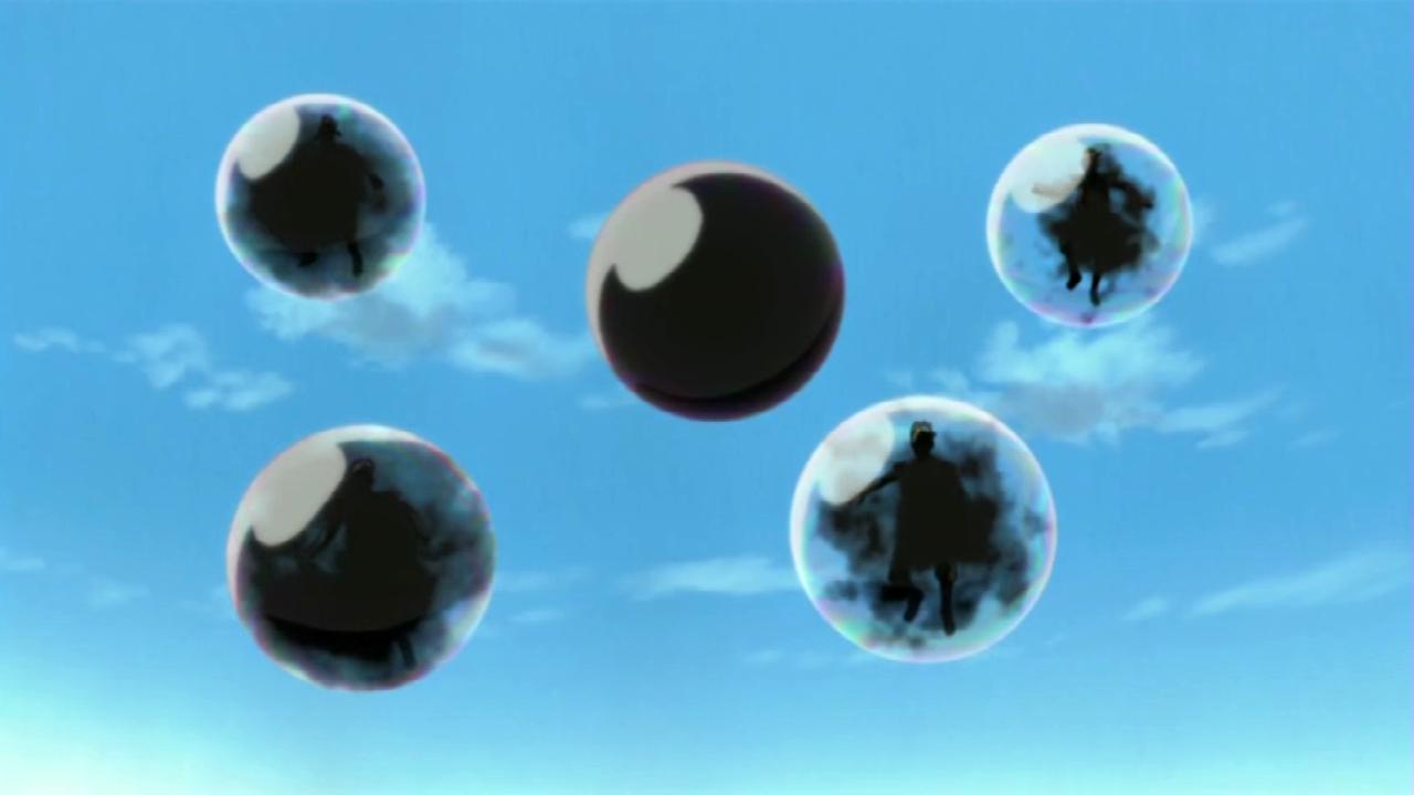Burbujas Explosivas de Tinta