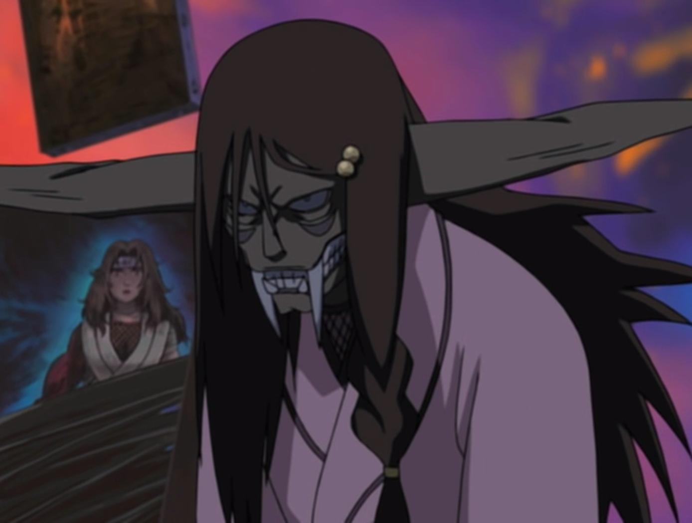 Naruto - Episódio 207: A Habilidade Supostamente Selada