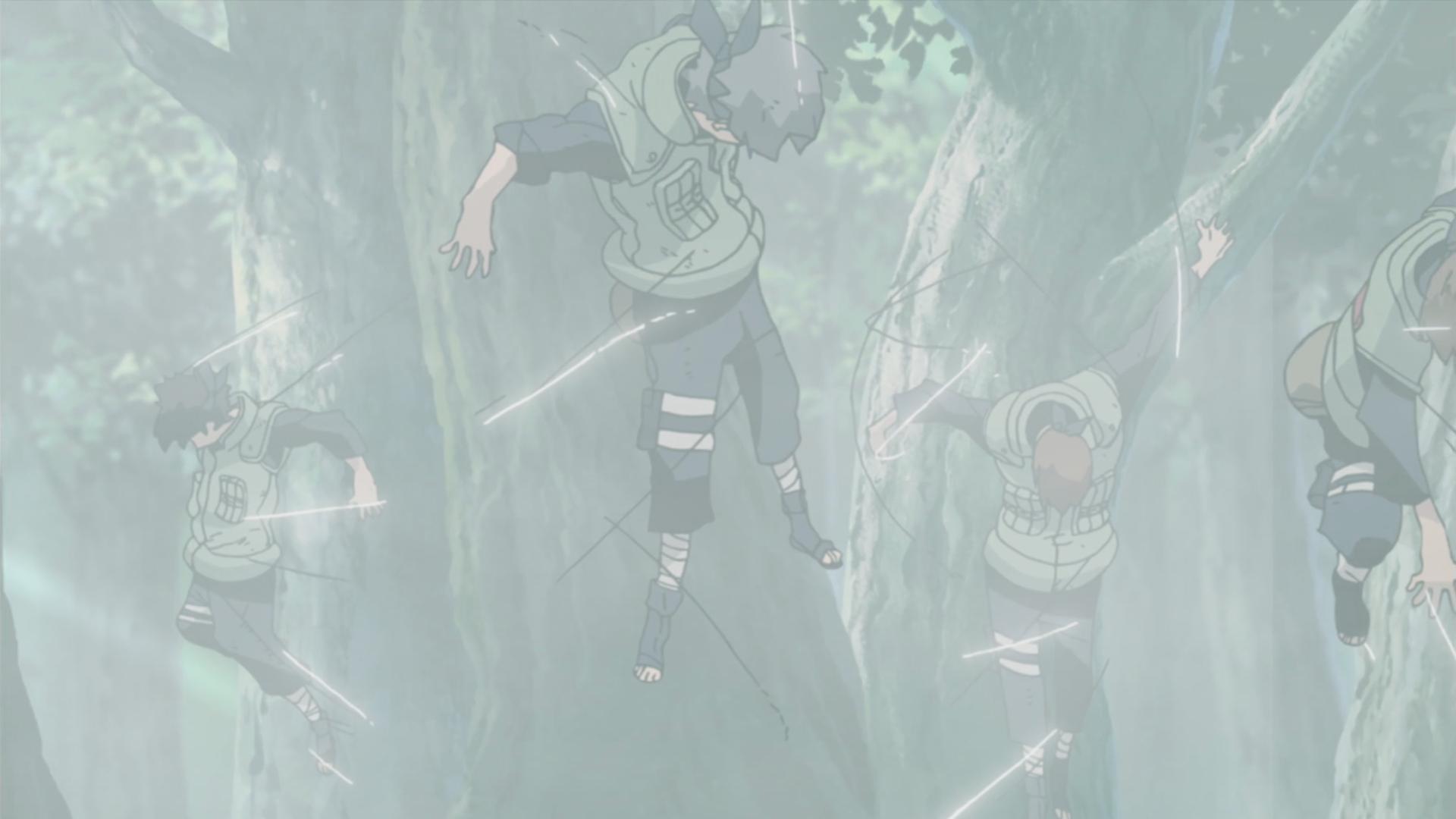 Arte Ninja de la Espada Larga: Crucifixión de Alambre