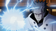 File:Drilling Hand of Sage Lightning anime.png
