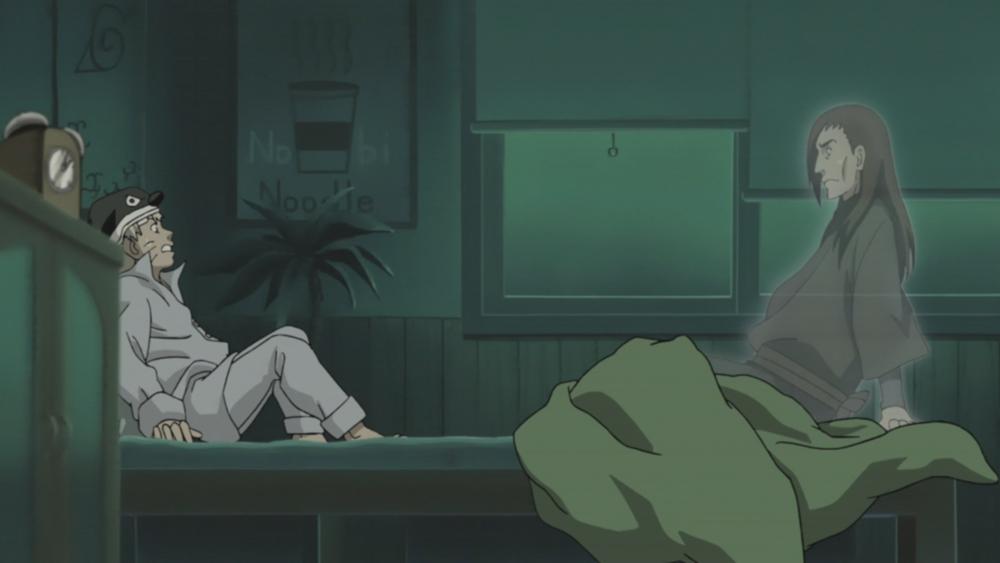 Naruto Shippūden - Episódio 193: O Homem que Morreu Duas Vezes