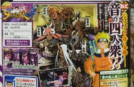 Naruto-Storm 4 Cuatro del sonido Scan