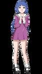Sumire Kakei - Time Científico de Armas Ninja (Render)