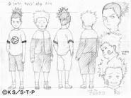 Screenshot=Shikamaru e Choji Crianças