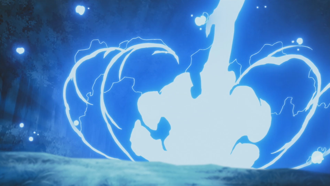 Elemento Rayo: Carga Profunda