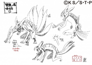Arte Pierrot - Naruto Versão 2 (Osso)