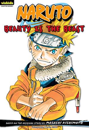 Naruto Libros de Capítulos: La Belleza es la Bestia