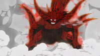 Kinkaku's Jinchuriki Transformation