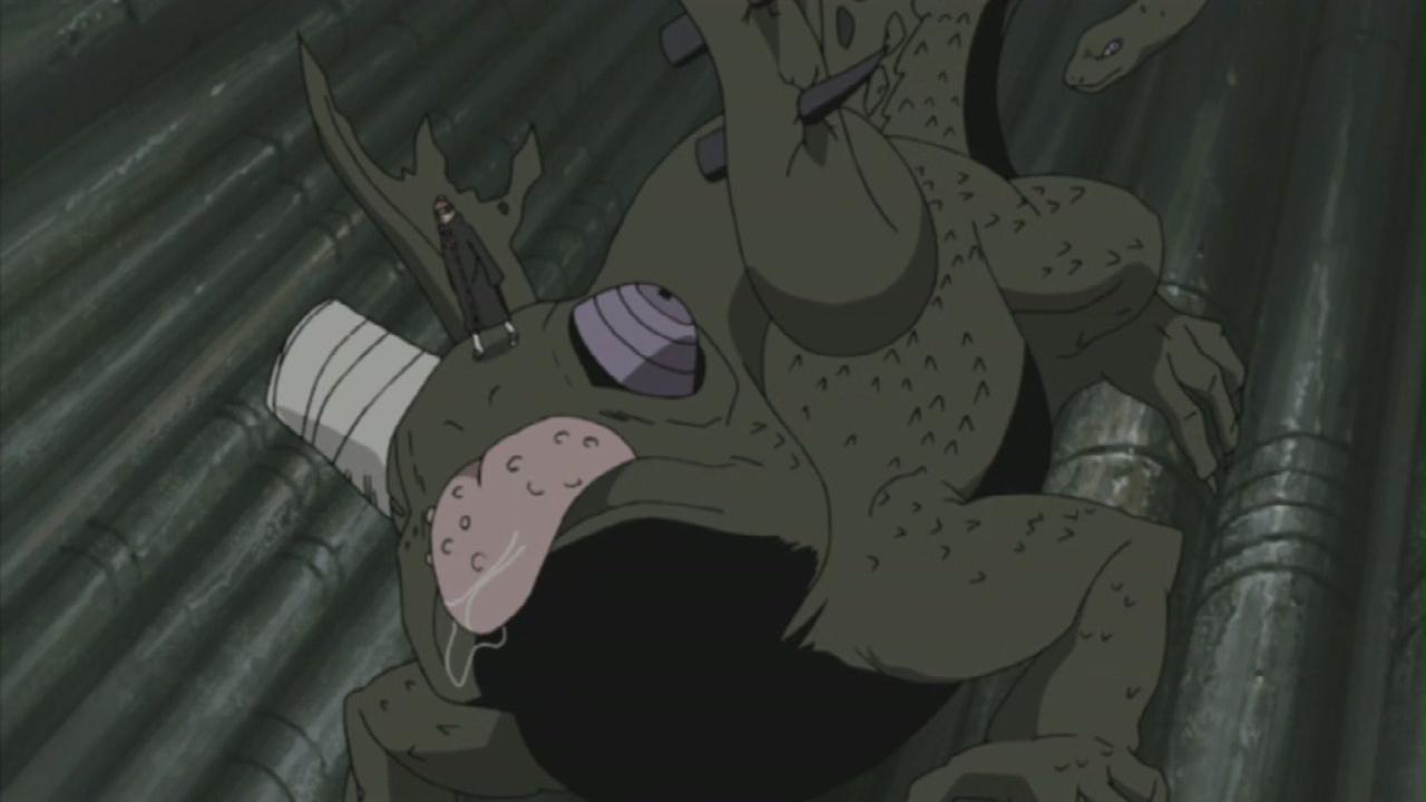 Caméléon Géant à Queue de Serpent