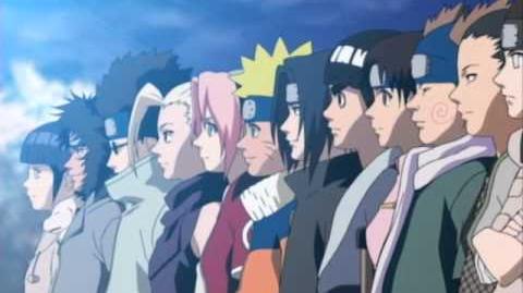 Naruto Ending 5