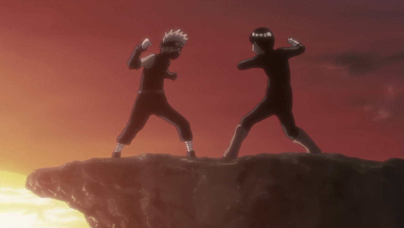 Kakashi, mon éternel rival !