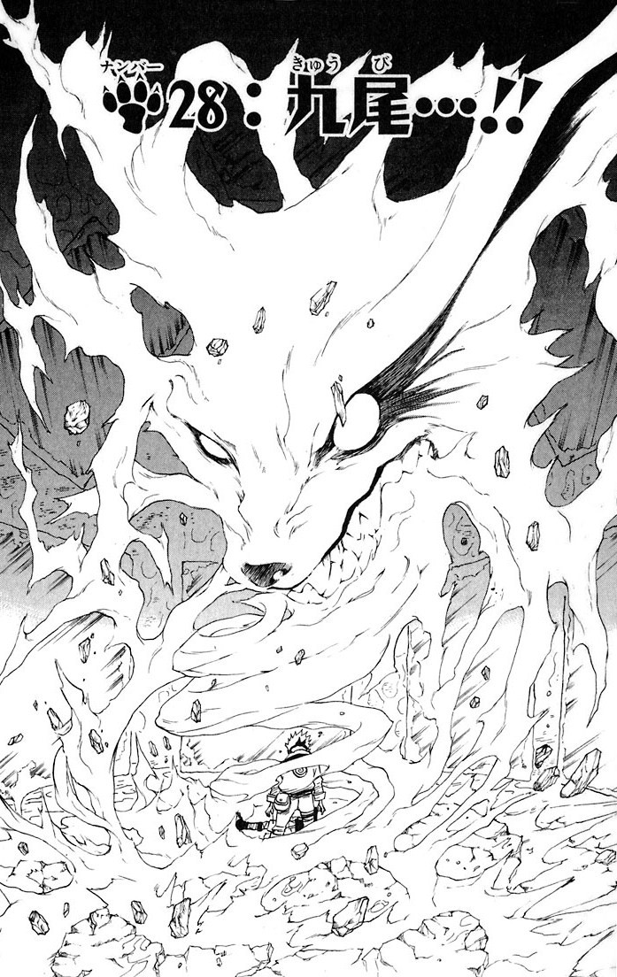 Naruto Capitolo 28