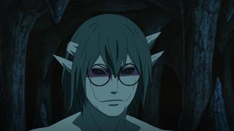 Sennin Mōdo (Kabuto Yakushi - Anime)