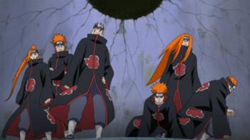 Naruto: Shippuden Episodio 132