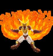 Mecha-Kurama (Renderização - Game)