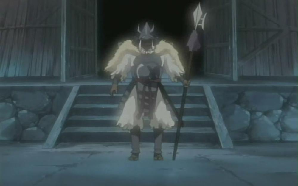 Naruto - Episódio 162: O Guerreiro Amaldiçoado