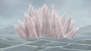 Arte del Cristallo: Muro di Cristallo Formazione ad Otto