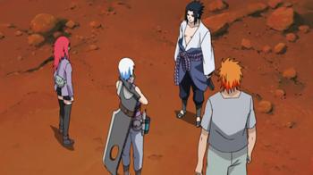 Naruto: Shippuden Episodio 118