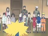 Naruto Shippūden - Episódio 433: Implantação: A Missão de Pesquisa