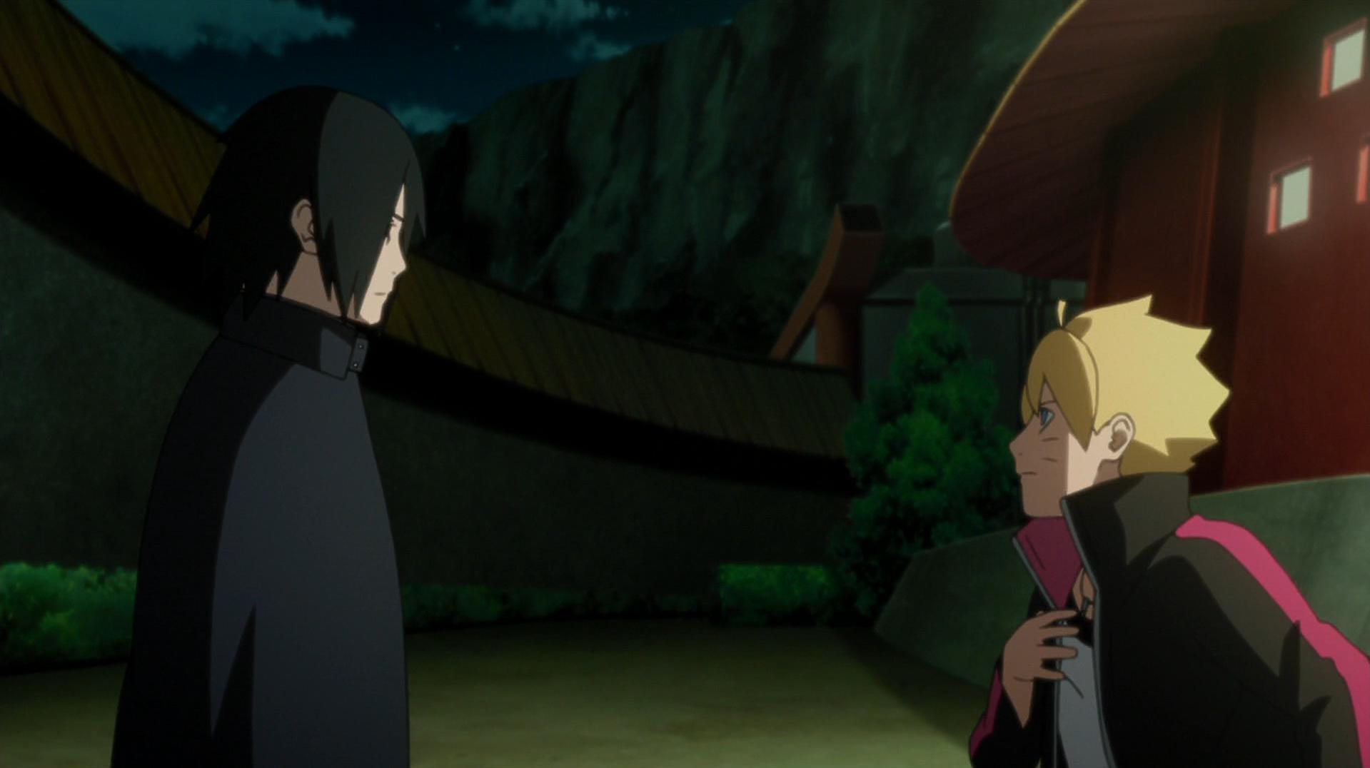 Sasuke et Boruto