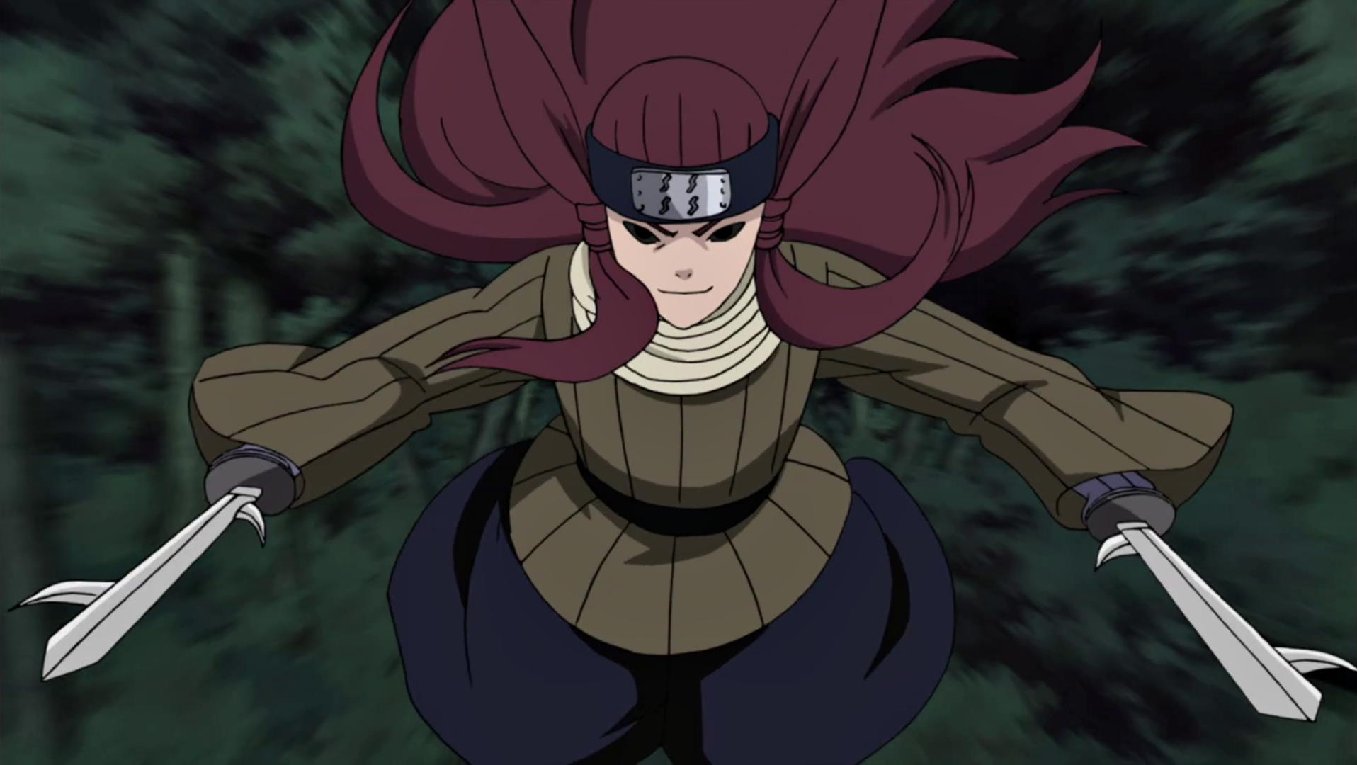 Naruto Shippūden - Episódio 289: As Kiba: Ameyuri Ringo!