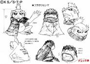 Arte Pierrot - Fukasaku e Shima