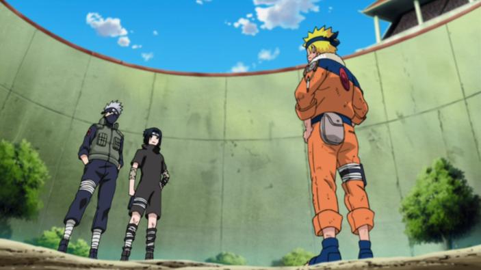 Naruto Shippūden - Episódio 258: Rivais