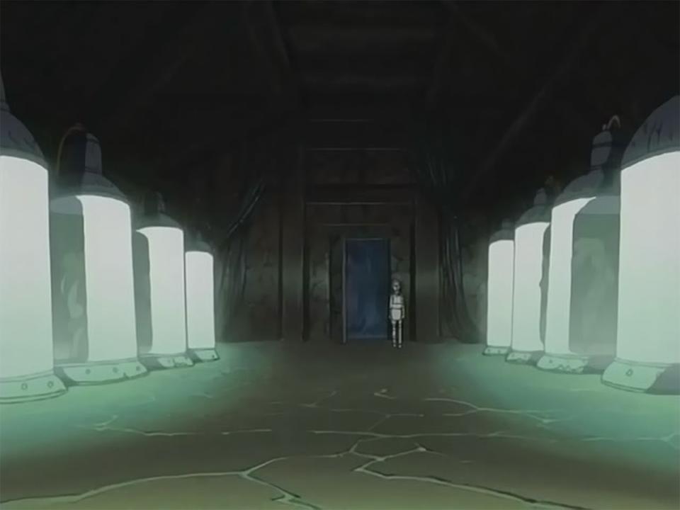 Laboratorio de la Isla Demonio