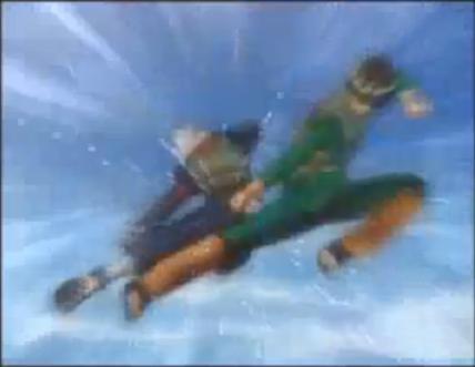 Eien no Raibaru (Ultimate Ninja 3)