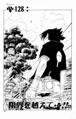 Naruto Capitolo 128