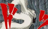 Jutsu Melena de León Salvaje Manga 3